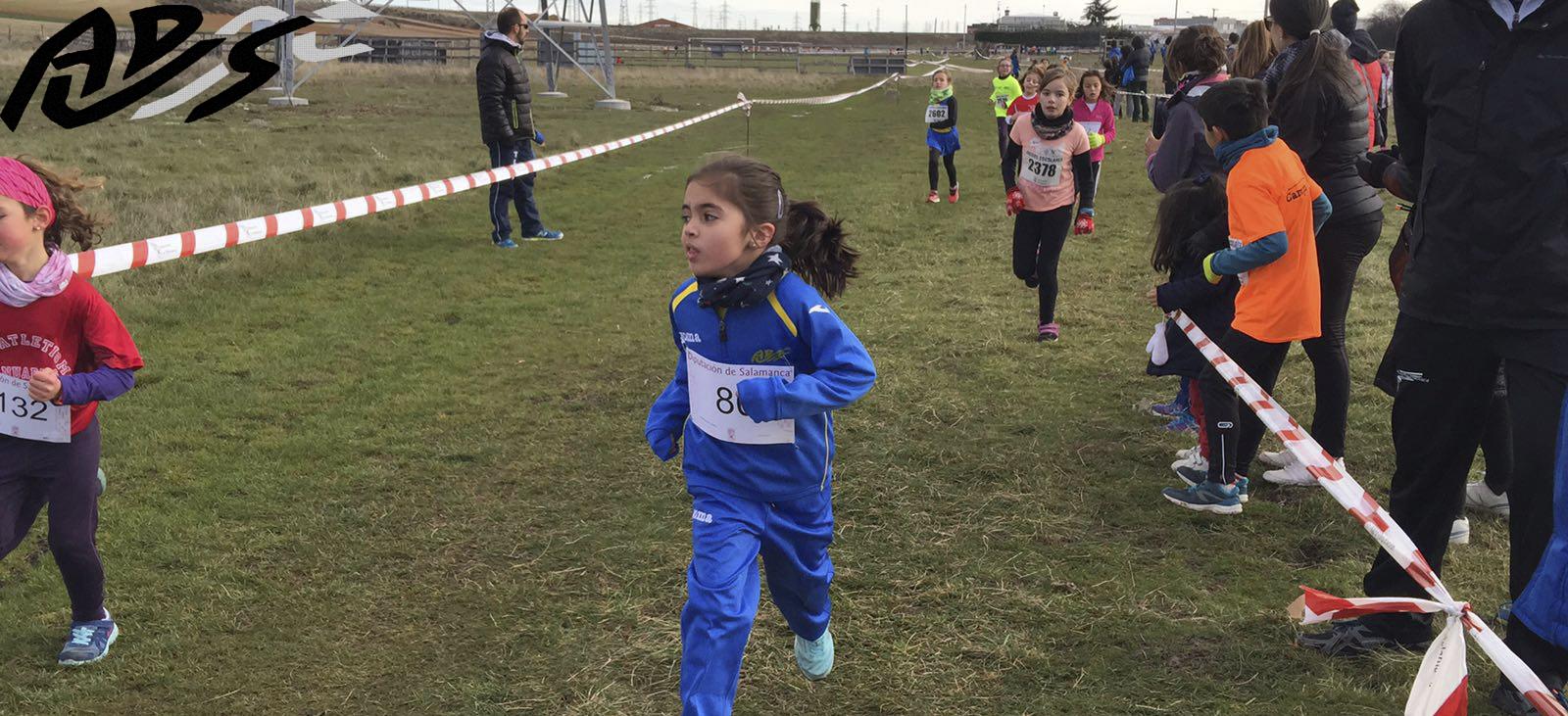 online store f41d4 dd551 Esta mañana, desde 11.00 de la mañana se ha celebrado en el Prado  Panaderos, en Villares de la Reina, la tercera jornada de campo a través de  Juegos ...